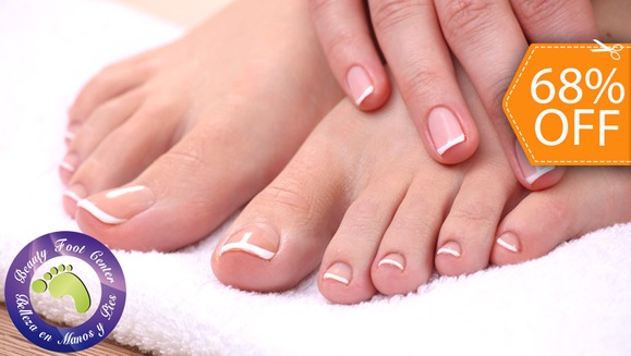 [Imagen:Pedicure y Manicure Clínico en Beauty Foot Center]